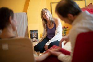 Deep Touch Bekken Release en Massage